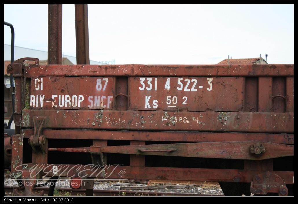 wagon plat sncf